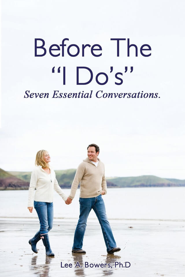 "Book- Before the ""I Do's"" Middle aged man and women on cover."